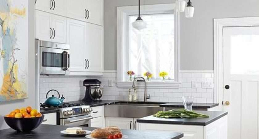 Paint Colors Small Kitchens Home Design Ideas