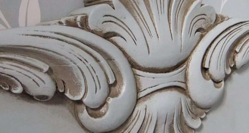 Paint Effect Ageing Patina Shabby Chic Vintageespana