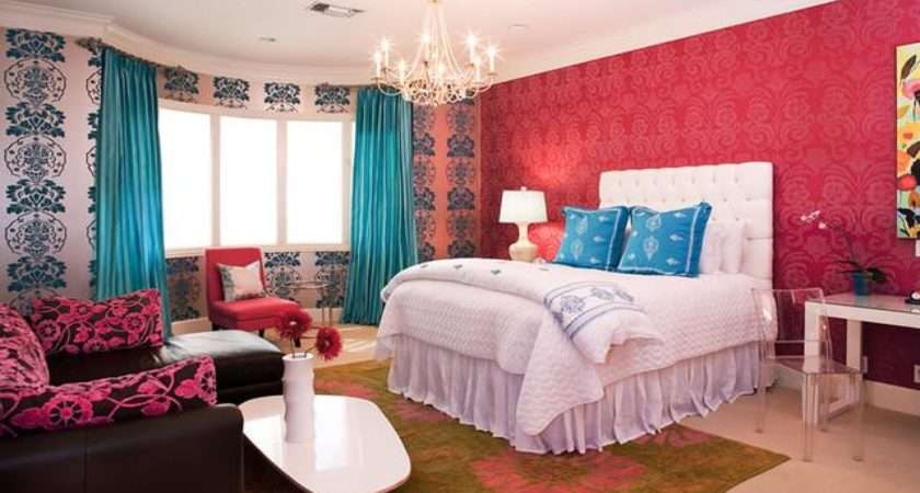 Paint Ideas Girls Bedroom Teenage