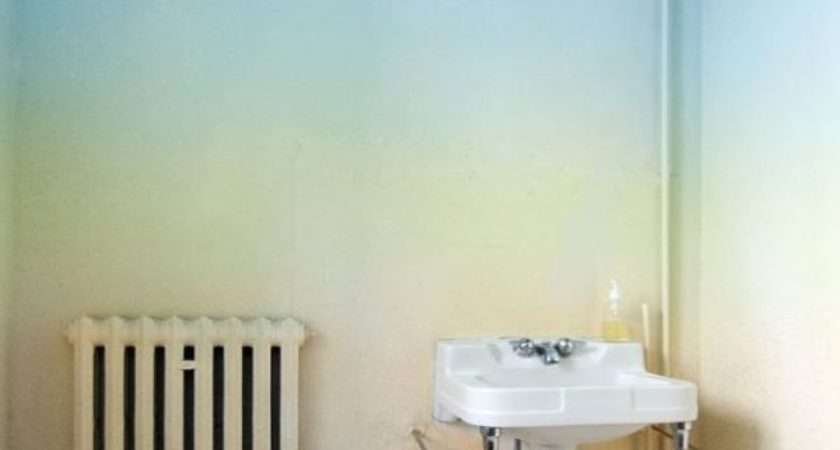 Paint Ombre Walls Tips Wall Ideas