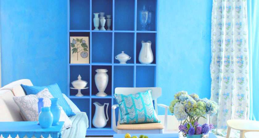 Paint Room Blue Finish Diy Painting Wagner