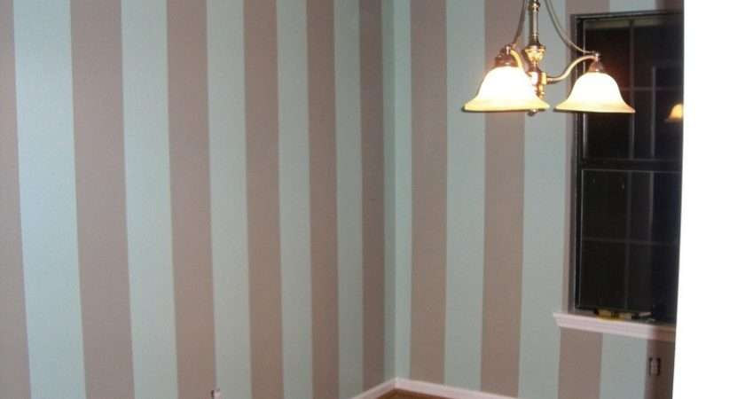 Paint Vertical Stripes Walls Ceilingpost
