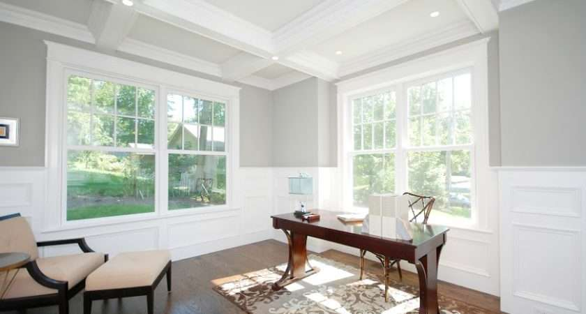 Paint Your Home Office Success Match Wall Color Job