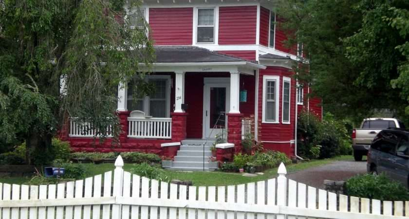 Painted Brick Home Painting Ideas