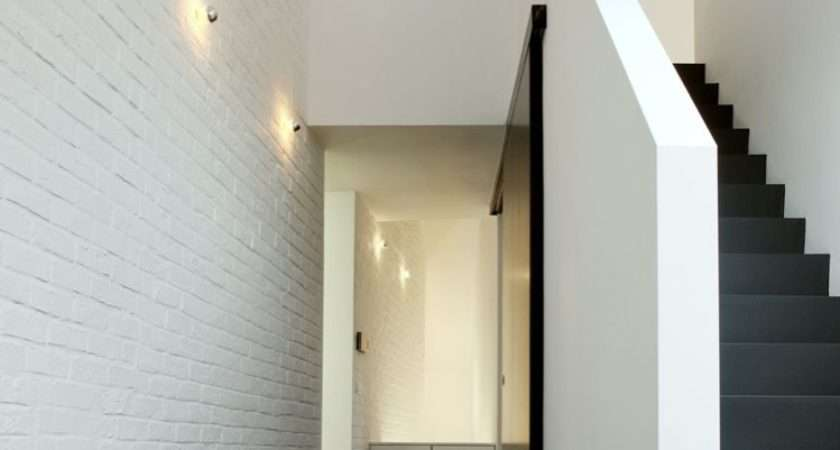 Painting Brick Walls White Increasingly Popular Trend