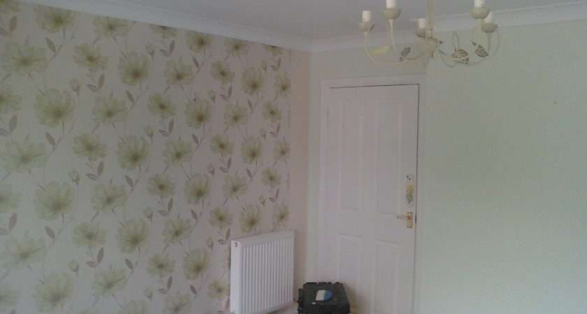 Painting Feature Wall