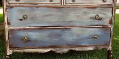Painting Furniture Vintage Style Shabby Chic Fashionable