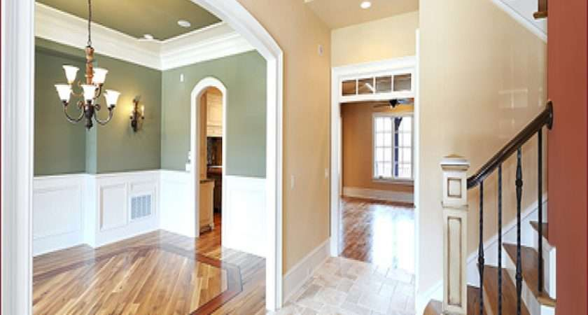 Painting House Trim Interior Paint Color Ideas