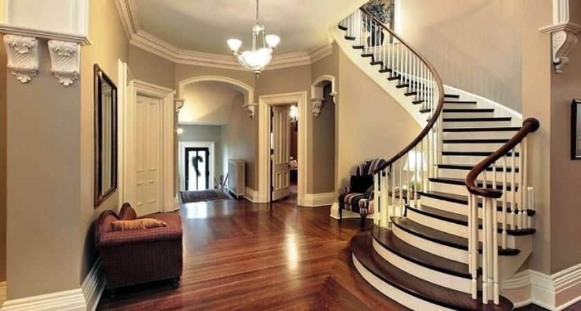 Painting Ideas Hall Stairs Landing