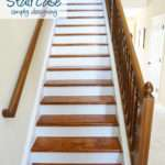 Painting Wooden Stairs Ideas