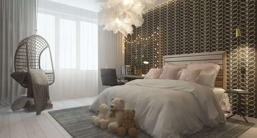 Pair Childrens Bedrooms Sophisticated Themes