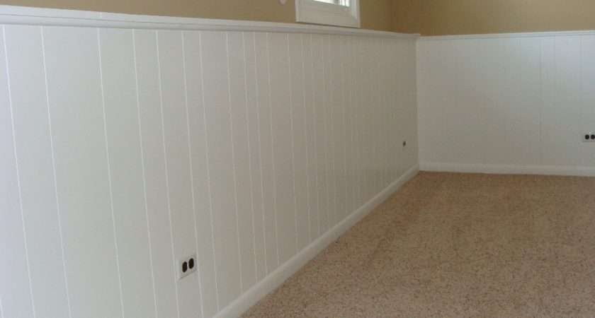 Paneling Painting Ideas Created Before After
