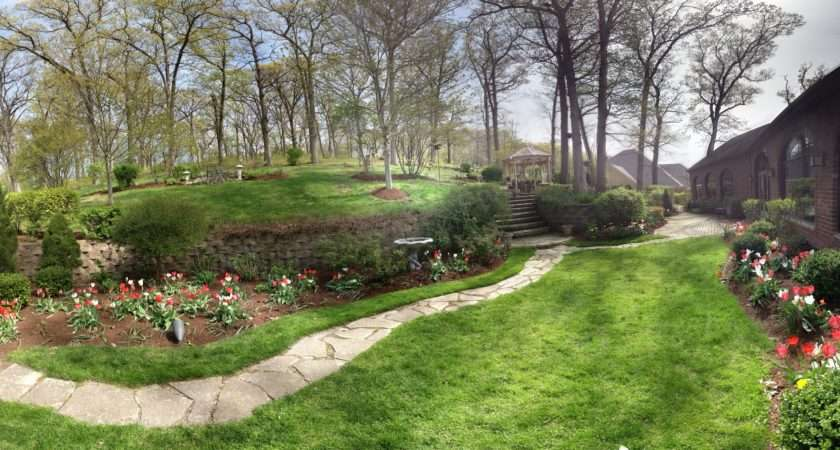 Panorama Gardens Courtright Beautiful Spring Day