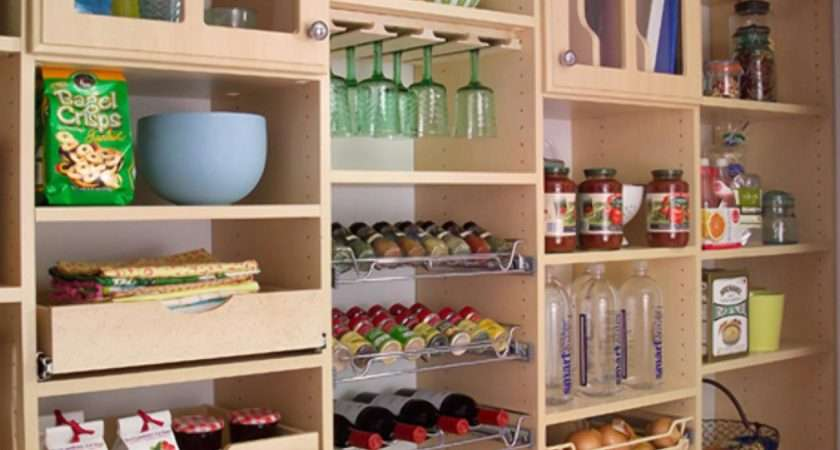 Pantry Shelving Options Tips Ideas Kitchen Designs
