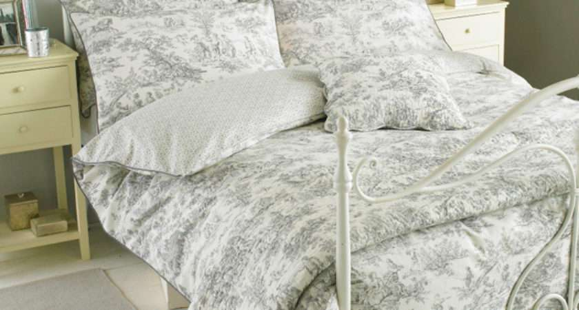 Paoletti Canterbury Tales Toile Jouy Pure Cotton Duvet