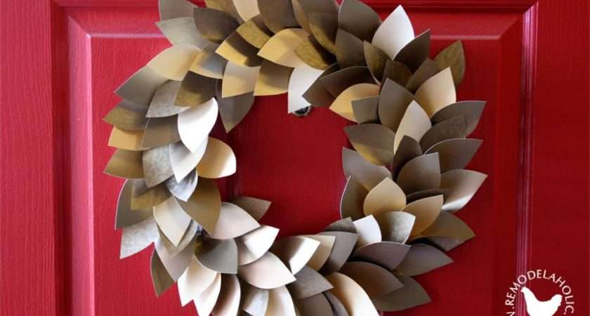 Paper Christmas Decorations Make Holiday Season