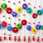 Paper Craft Ideas Wall Decoration