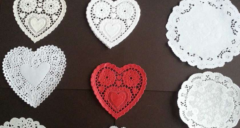 Paper Doilies Ideal Card Making Scrapbooking Ebay