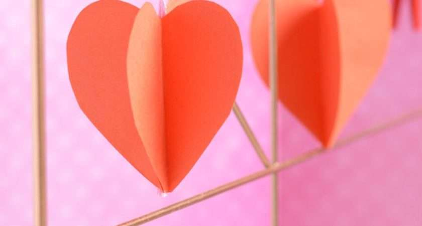 Paper Heart Craft Easy Peasy Fun