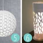Paper Lamp Shade Inspirations Else Michelle