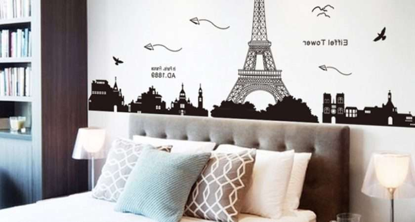 Paris Themed Comforter Sets All
