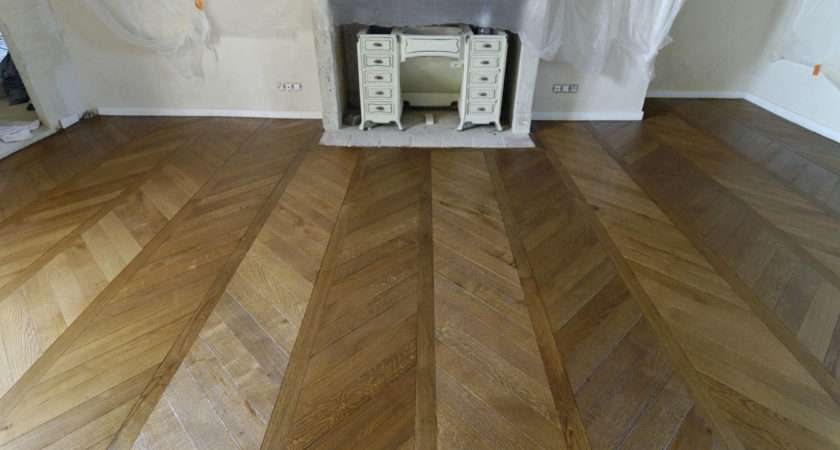 Parquet Floor Patterns Here Newly Installed Foug Style