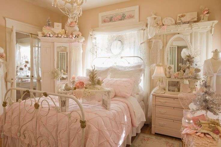 Part Series Sophisticated Shabby Chic Home Decor Ideas