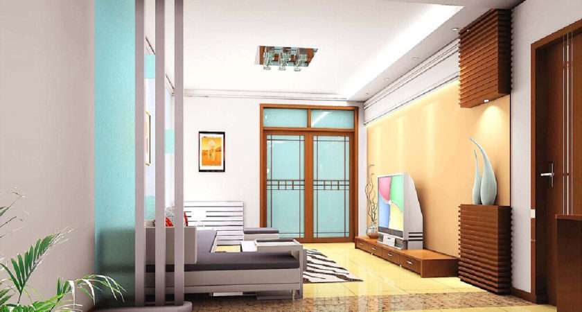 Partition Wall Design Living Room Home