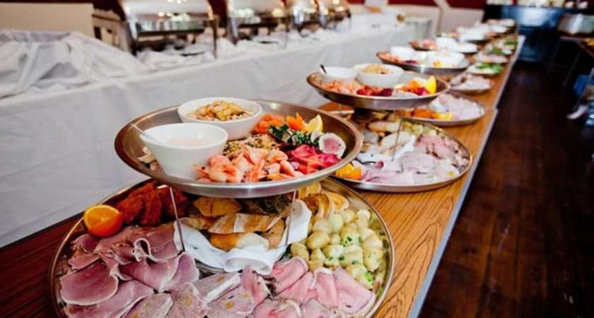 Party Buffet Food Table Ideas Memes