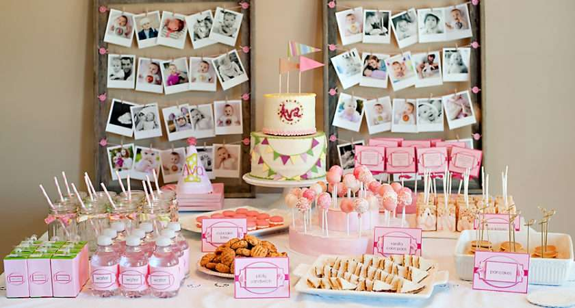Party Table Decorating Ideas Make Pop