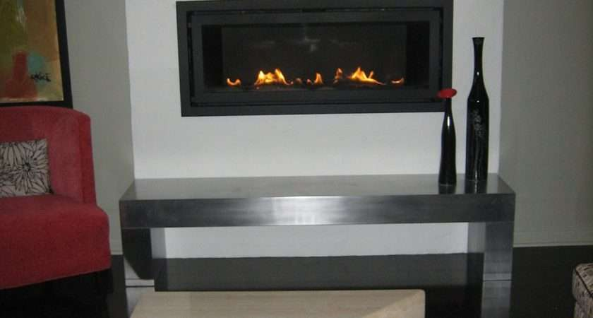 Passive Houses Fireplaces Bio Ethanol Ventless Fireplace