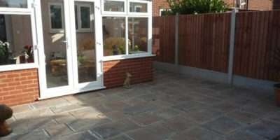 Patios Bennetts Fencing Paving