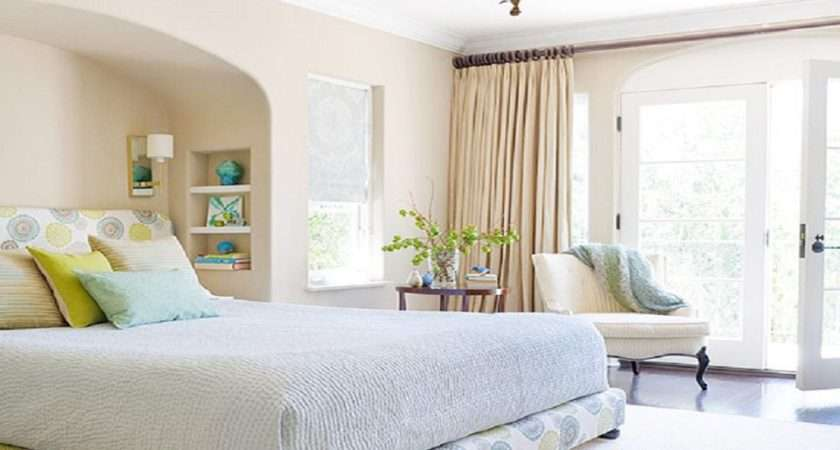 Peaceful Bedroom Colors Decorating Ideas