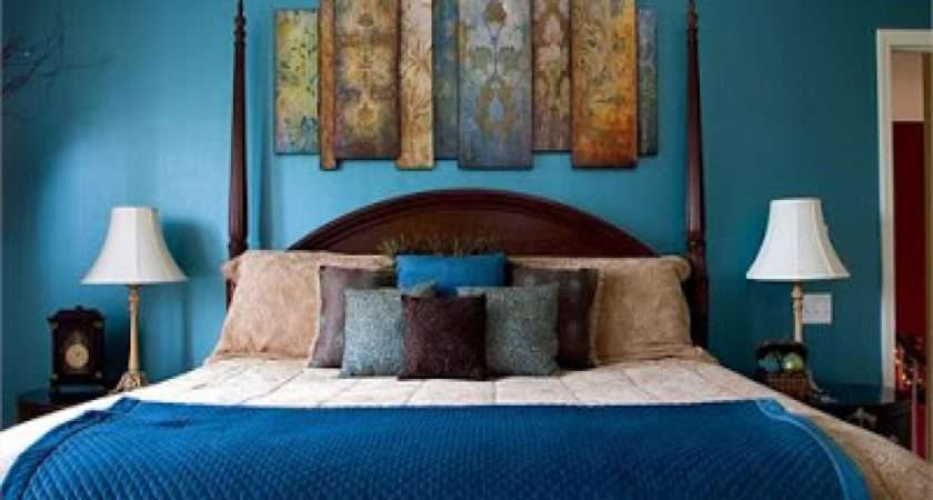 Peacock Color Palette Inspired Colors Bedrooms