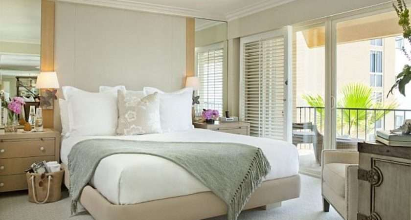 Penthouse Style Bedrooms Decorate Sleek Theme