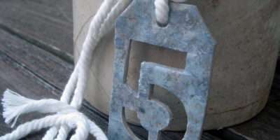Perfect Make Table Numbers Add Rustic Decor Your
