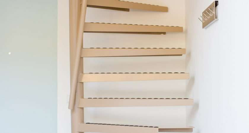 Perfect Solution Small Space Living Stairs