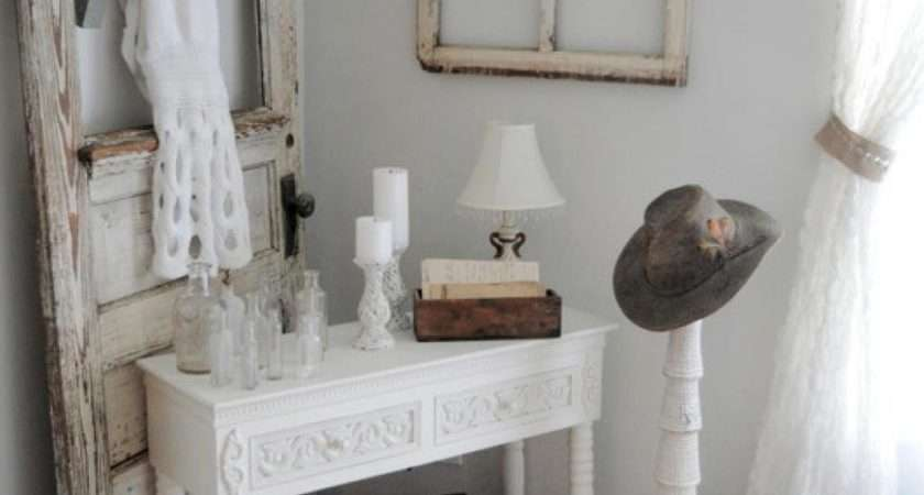 Perfectly Shabby Chic Accents Accessories Vignettes