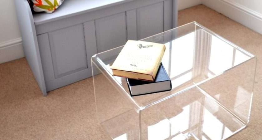 Perspex Coffee Tables Acrylic Home Accessories