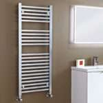 Phoenix Bathrooms Sophia Design Radiators Chrome