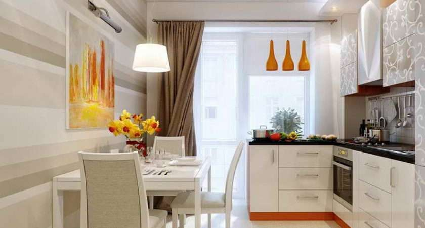 Photography Above Segment Small Kitchen Dining Room Design
