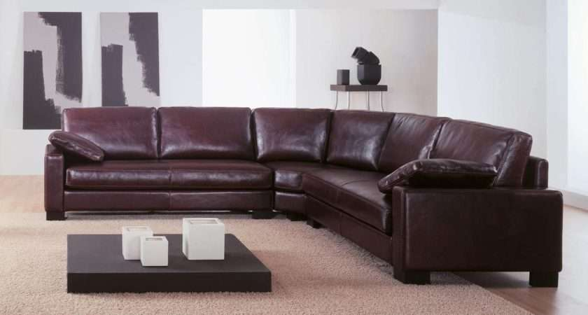 Photos Modular Leather Corner Sofa Buildsimplehome