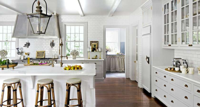 Picturesque White Kitchens Bellissimainteriors