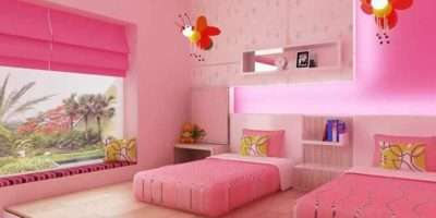 Pink Girl Bedroom Inspire Room Designs Ideas Girls