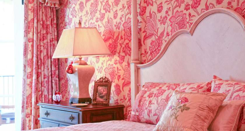 Pink Girls Room Wallpapersafari
