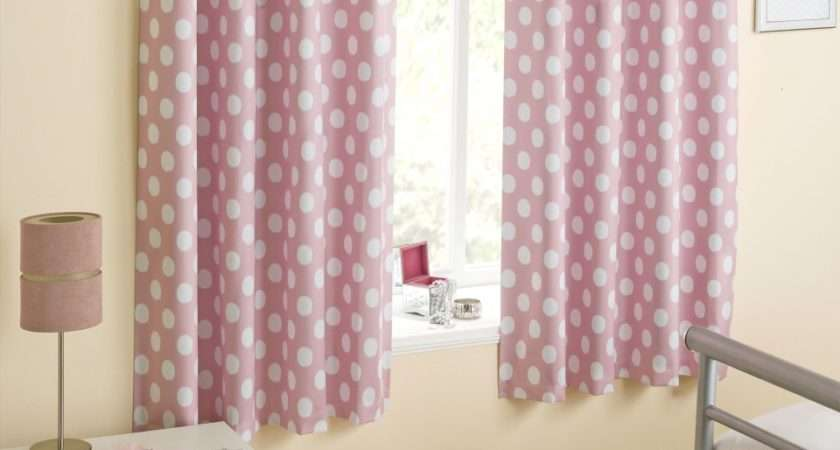 Pink Ready Made Curtains Myfamilyliving