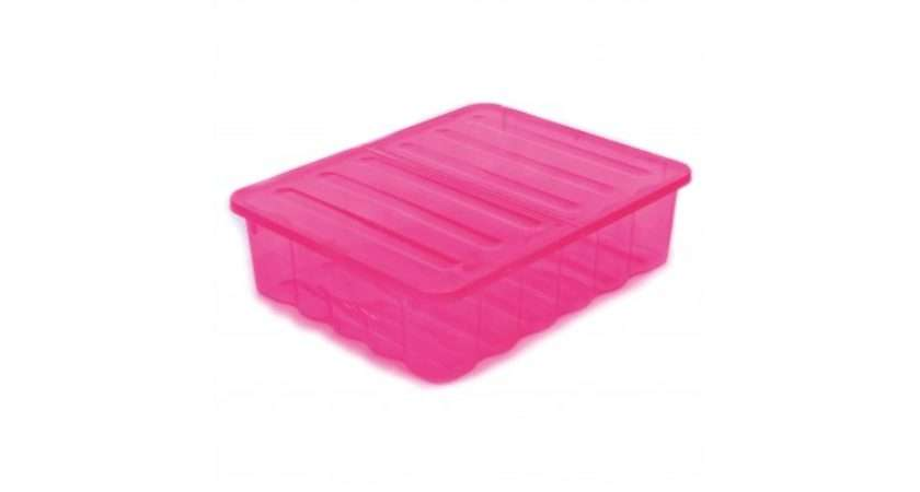 Pink Underbed Storage Box