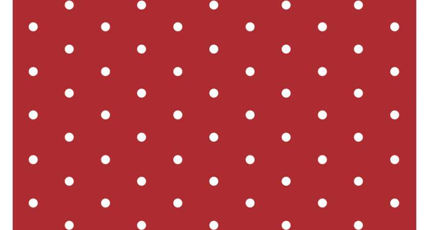 Placemats Pimpernel Baking Days Red