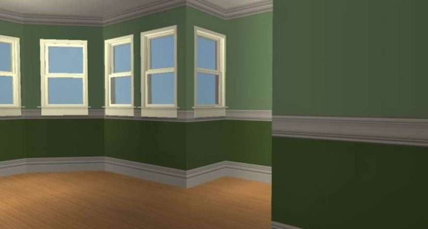 Planning Ideas Two Tone Paint Picking Colors Room