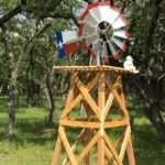 Plans Build Wooden Windmill Tower